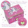 pink Itsy Unicorn jewelry box