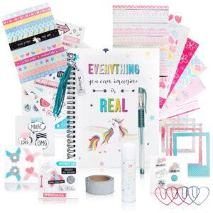 unicorn journal set