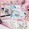 unicorn scrapbooking kit