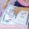 unicorn scrapbook for kids