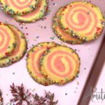 Unicorn Swirl Biscuits