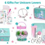 6 Gifts For Unicorn Lovers
